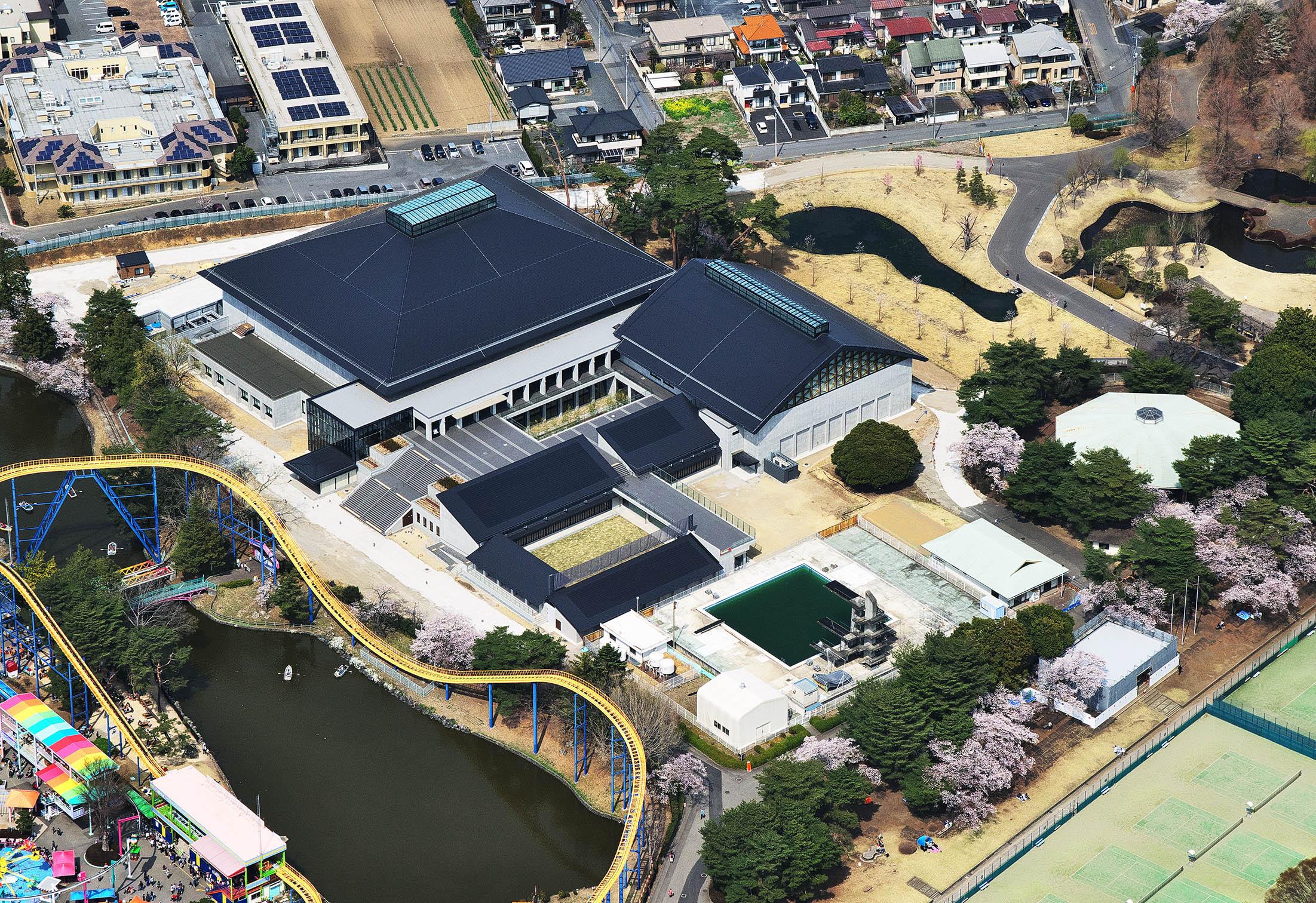 武道館新築工事